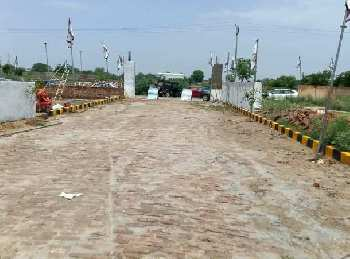 Plot for sale yamuna Enclave projects sec 18 dankaur plot 72 sqyds 10.08 lac