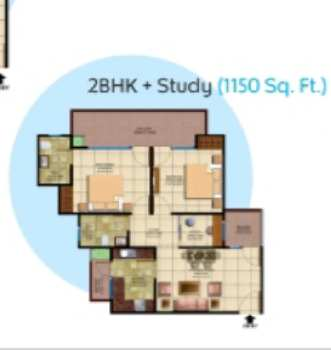 2 BHK Flats & Apartments for Sale in Sector 56, Bhiwadi
