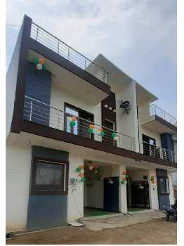 Villa crossing republic for sale 1600 sqft 46 Lac sunrise villa crossing republic
