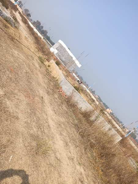 Plot for sale jafarpur najafgarh 50 gaj Plot 6 lac