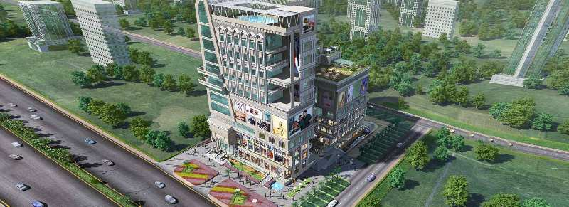 76 Sq.ft. Commercial Shops for Sale in Sector 16B, Greater Noida