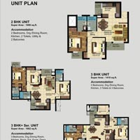 3BHK For Sale in Kanpur Road