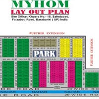 Residential Plot On Faizabad Road