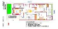 2 BHK Individual Houses / Villas for Sale in Jankipuram, Lucknow