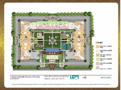 2 BHK Flats & Apartments for Sale in Vrindavan Yojna, Lucknow