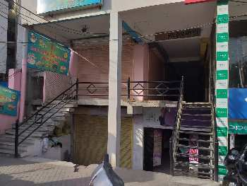450 Sq.ft. Commercial Shops for Sale in Khurram Nagar, Lucknow