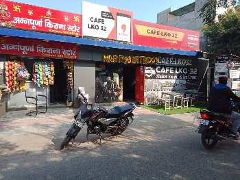 500 Sq.ft. Commercial Shops for Rent in Sector 3, Lucknow