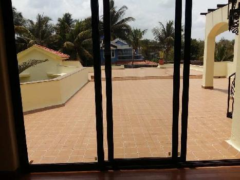 3 BHK Row Villa For Rent In Nuvem Goa