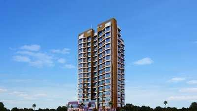 Shanti Enterprises Builders Ganesh Siddhi 2 Borivali west-2 BHK