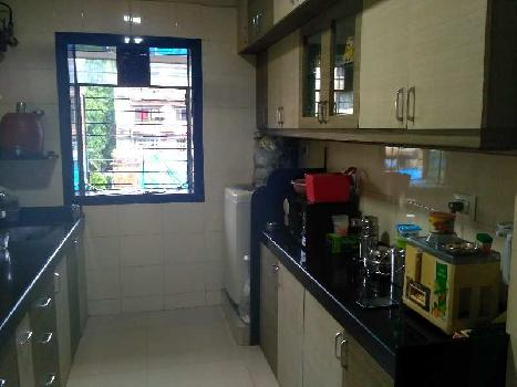 2 BHK Furnished Flat For sale , Near Chamunda Circle Borivali west.