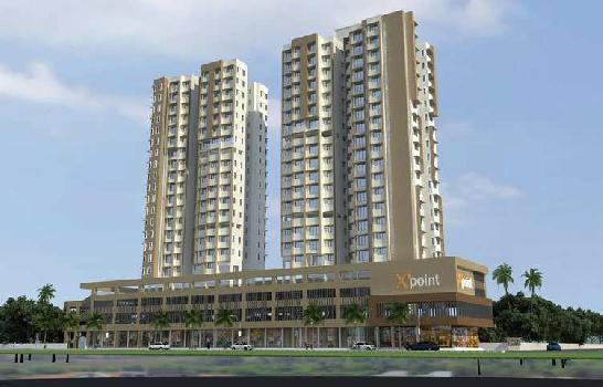Rodium Realty X Point Jethava Nagar, Kandivali West -3 BHK