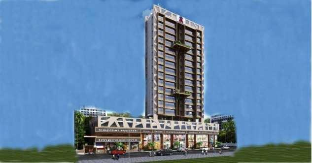Sanghvi Solitaire Borivali East, By Sanghvi Group of Companies -2 BHK