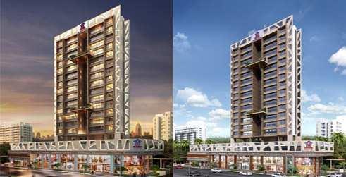 Sanghvi Solitaire Borivali East, By Sanghvi Group of Companies -2 BHK