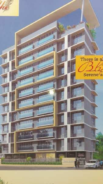 Shree Radhe, Borivali West- 2BHK