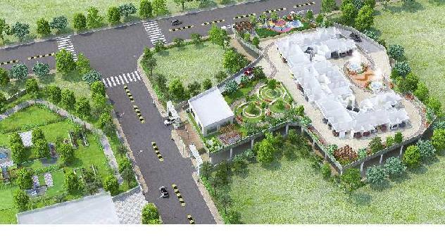 Salasar Estate Developers LLP, Salasar Woods Mira Road East
