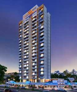 Shanti One, Sector-1, Mira Road East, By Shantistar Builders