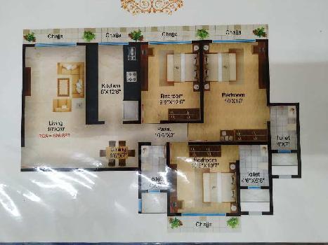 Konark Shakti Developers, Konark Alpha Residency in Borivali West Mumbai