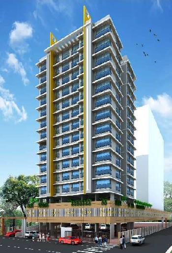 ChandraKosha Konstructions Anshul Heights C Wing in Kandivali West, CKPL