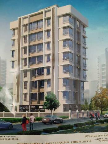 Kandivali Riddhi CHS Ltd in  Kandivali West Mumbai By Sapriya Developers