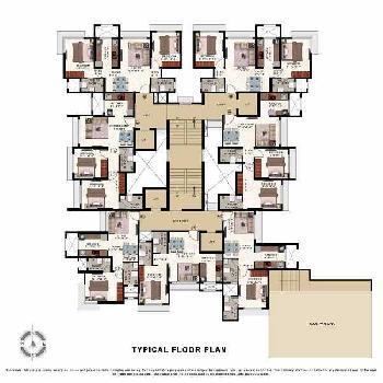 Romell Allure in Borivali East Mumbai By Romell Real Estate Private Ltd