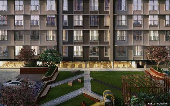Crescent Horizon in Kandivali East Mumbai By Crescent Constructions