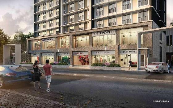 Crescent Constructions Crescent Horizon in Kandivali East Mumbai