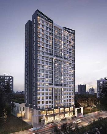 Crescent Horizon 3 BHK in Kandivali East Mumbai By Crescent Constructions