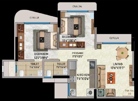 Eksar GuruKripa CHS in Borivali West Mumbai By Westin Homes LLP