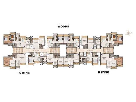 Sanghvi S3 Eco City - Woods Phase 3 in Mira Road East Mumbai By Sanghvi S3 Group