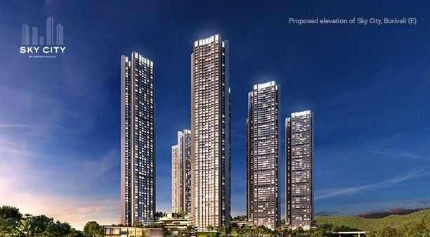 3 BHK Studio Apartments for Sale in Borivali East, Mumbai