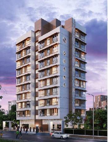 Pranav Ohana in Borivali West Mumbai, Redevelopment of Pushpawadi CHSL