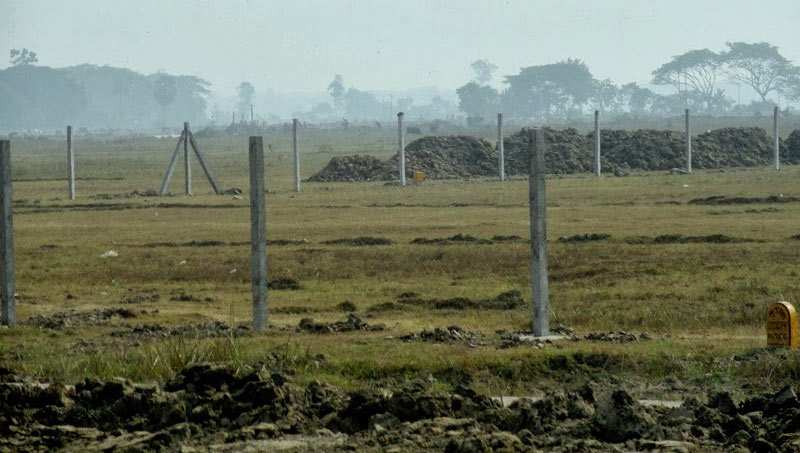Land for Factory Near By Highway