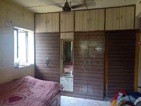 A Spacious 1 Bhk flat at Shahad Station.