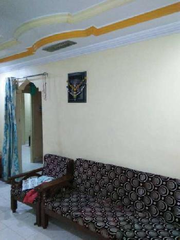 A Spacious 2 Bhk Flat For Sale At Kalyan East Tisgoan.