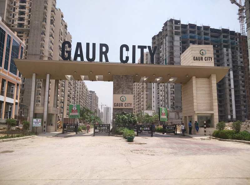 3 BHK Flats & Apartments for Rent in Gaur City 2, Greater Noida