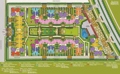 4 BHK Flats & Apartments for Sale in Techzone 4, Greater Noida