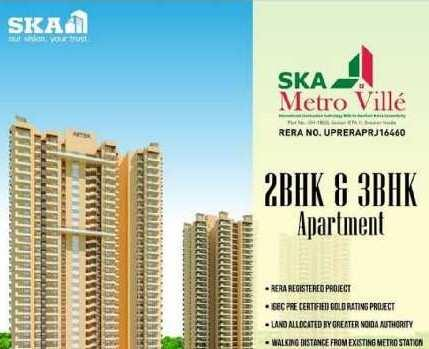 3 BHK Flats & Apartments for Sale in ETA 2, Greater Noida