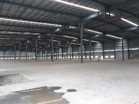 Industrial shed /Warehouse available on rent in Chakan Pune