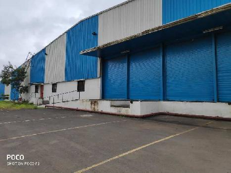 Industrial Shed /Warehouse On Rent In Chakan, Pune