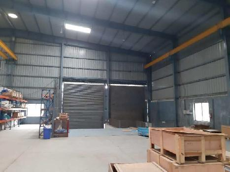 Industrial Shed on rent in Chakan midc, Pune Nashik highway