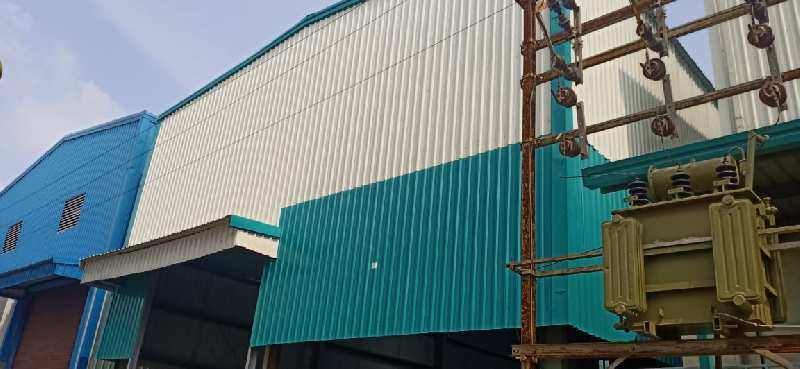 Industrial shed on rent at Chakan, Alandi Phata, Pune