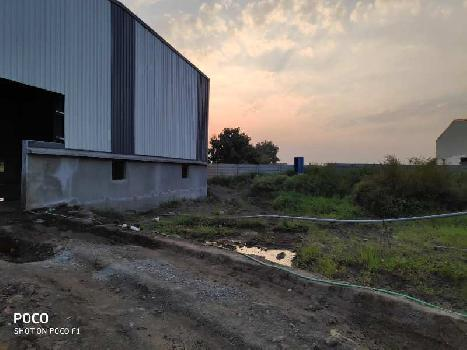 Industrial shed on rent at Chakan midc , Pune Nashik highway