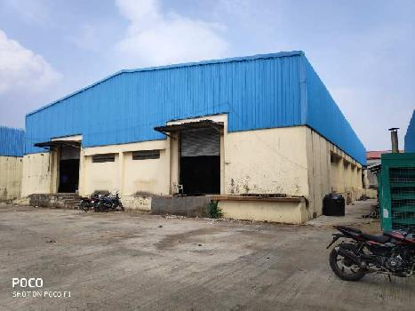 Industrial shed on rent in Chakan, Pune Nashik highway