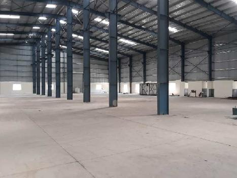 Industrial shed on rent in Chakan, Pune Nashik highway, Chakan midc