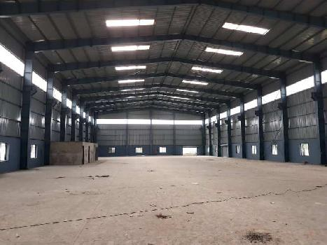 Industrial shed on rent in Talawade, Moshi Dehu Road, Pune