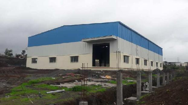 Industrial shed for sale in Chakan midc, Pune