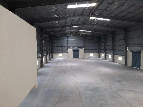 Industrial shed on rent in Chakan midc, Chakan Talegaon Road ,Pune