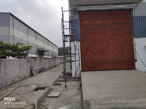 Industrial shed on rent in Chakan midc, Chakan Talegaon Road,pune