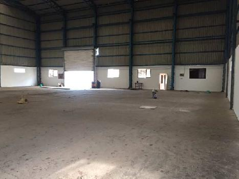 5000 Sq.ft. Factory / Industrial Building for Rent in Chakan MIDC, Pune