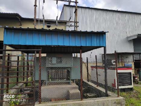 Industrial shed on rent in Chakan Midc, Pune Nashik Highway,